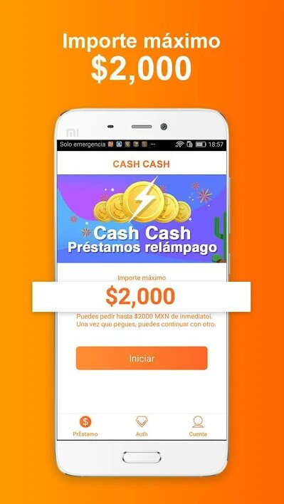 cashcash préstamos