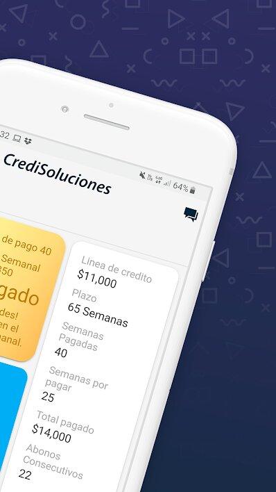 credisoluciones app