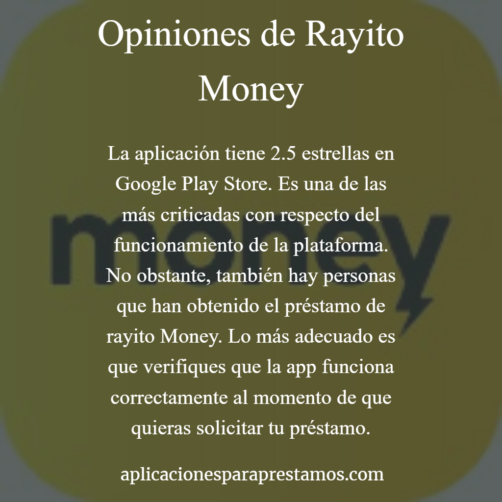 rayito money opiniones