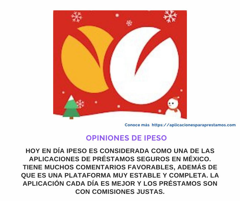 opiniones de iPeso