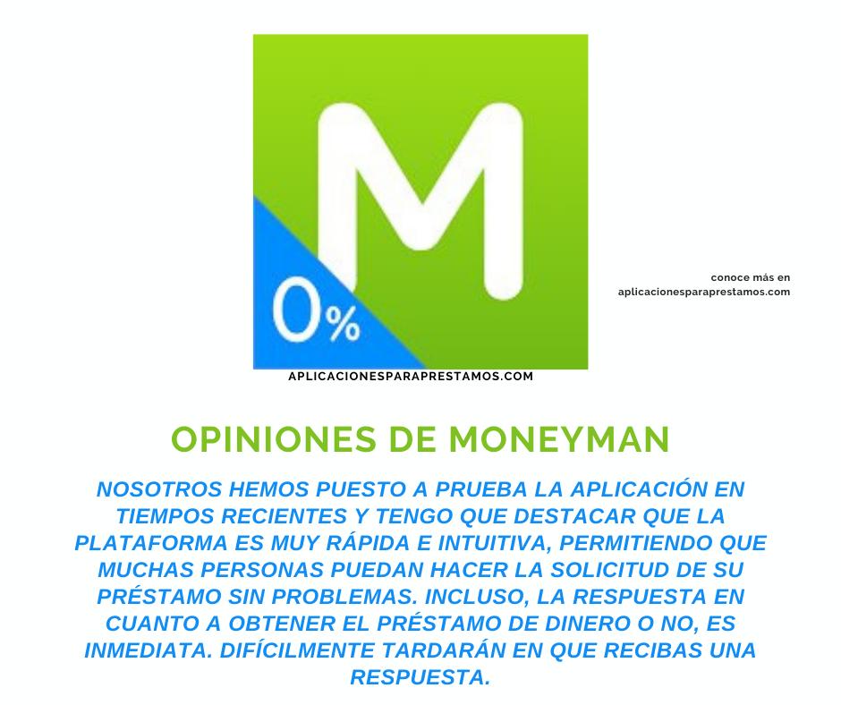 moneyman opiniones