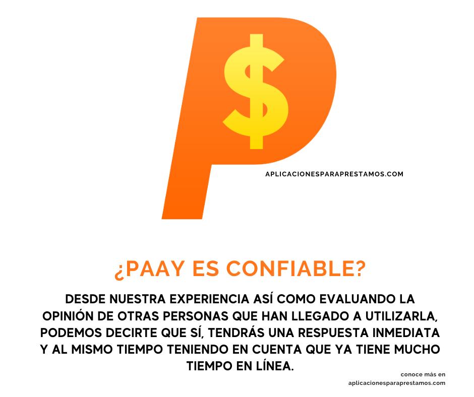 paay es confiable
