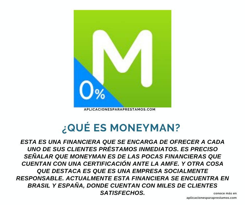 qué es moneyman