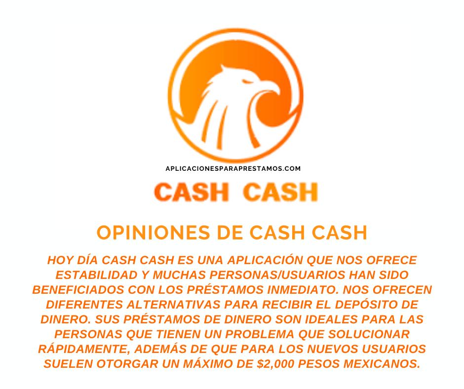 opiniones de cash cash